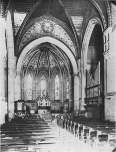 St. Catherine's interior