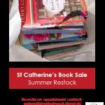 BookSale Donation Poster