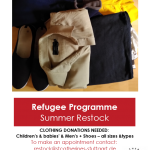 Clothing Donation Poster